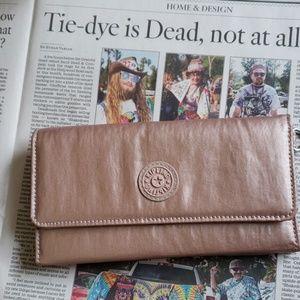 Kipling Fabric Wallet